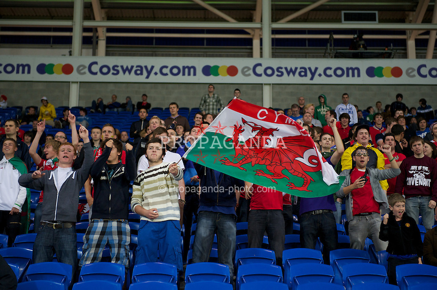 Wales v Australia: Photo by David Rawcliffe/Propaganda
