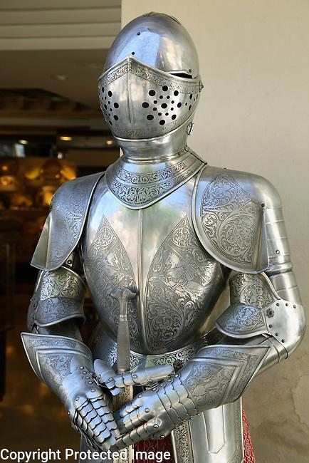 Souvenir Armour - Armor, Toledo, Spain