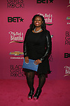 """Mary Pat Hector, Attends """"BLACK GIRLS ROCK!"""" Honoring legendary singer Patti Labelle (Living Legend Award), hip-hop pioneer Queen Latifah (Rock Star Award), esteemed writer and producer Mara Brock Akil (Shot Caller Award), tennis icon and entrepreneur Venus Williams (Star Power Award celebrated by Chevy), community organizer Ameena Matthews (Community Activist Award), ground-breaking ballet dancer Misty Copeland (Young, Gifted & Black Award), and children's rights activist Marian Wright Edelman (Social Humanitarian Award) Hosted By Tracee Ellis Ross and Regina King Held at NJ PAC, NJ"""