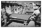 Tibetan pool players, Labrang, Amdo, Tibet.