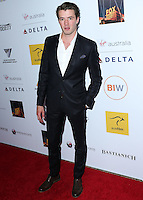 SANTA MONICA, CA, USA - OCTOBER 26: Thomas Cocquerel arrives at the 3rd Annual Australians in Film Awards Benefit Gala held at the Starlight Ballroom at Fairmont Miramar Hotel & Bungalows on October 26, 2014 in Santa Monica, California, United States. (Photo by Xavier Collin/Celebrity Monitor)