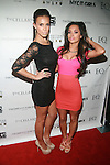 Model Latina's Codie Cabral and Jessica Caban Attend EQ Enterprises and Manhattan Motorcars Presents: NY Fashion Week Kickoff Event: Vilchez Fashions Presentation at The Bryant Park Hotel, NY   2/10/12