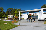 The Olympic Museum in Lausanne, Switzerland