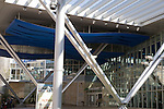 Vialia Shopping Centre and Salamanca Railway Station, Castile and Leon, Spain