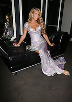 HOLLYWOOD, CA - FEBRUARY 19: ***EXCLUSIVE***  Paris Hilton  inside at 3rd Annual Hollywood Beauty Awards at Avalon Hollywood In California on February 19, 2017. Credit: Faye Sadou/MediaPunch