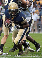 Pitt running back Ray Graham ran for 277 yards and three touchdowns in his first college start. The Pittsburgh Panthers defeated Florida International Golden Panthers 44-17 at Heinz Field, Pittsburgh Pennsylvania on October 2, 2010.