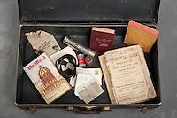 Willard Asylum Suitcases<br /> <br /> &copy;2012 Jon Crispin<br /> ALL RIGHTS RESERVED<br /> <br /> <br /> <br /> <br /> Willard Suitcases Project<br /> Fred T