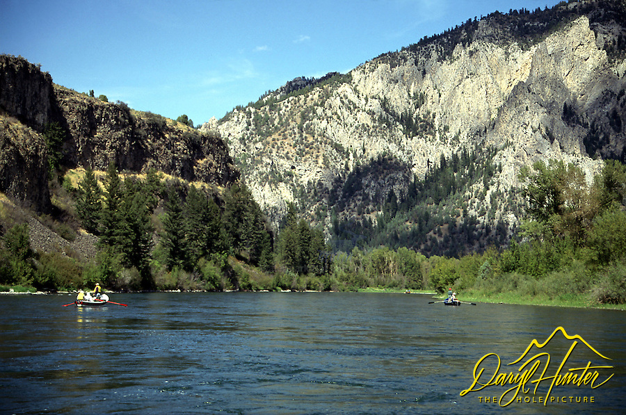 Fly fishing greater yellowstone the hole picture for Best fishing in idaho