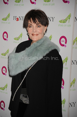 Linda Dano attends the 16th Annual QVC Presents FFANY Shoes On Sale event at Frederick P. Rose Hall, Jazz at Lincoln Center in New York, New York City. October 13, 2009 . Credit: Dennis Van Tine/MediaPunch