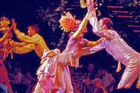 Tropicana  Cabaret Club Havana Cuba, Republic of Cuba,