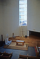 New York: Citicorp--St. Peter's, Altar.
