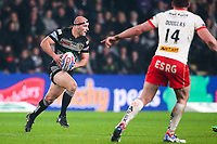 Picture by Alex Whitehead/SWpix.com - 10/03/2017 - Rugby League - Betfred Super League - Hull FC v St Helens - KCOM Stadium, Hull, England - Hull FC's Danny Houghton in action.