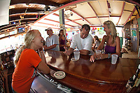 Skinny Legs Bar and Restaurant.Coral Bay, St John.U.S. Virgin Islands