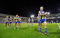 Warrington v Brisbane - 18 Feb 2017