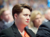 David Cameron leader's speech at Conservative Party Conference, manchester, Great Britain <br /> 7th October 2015 <br /> <br /> Ruth Davidson <br /> Leader of Scottish Conservatives<br /> <br /> Photograph by Elliott Franks <br /> Image licensed to Elliott Franks Photography Services