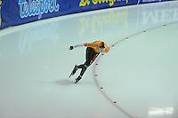 SCHAATSEN: HEERENVEEN: IJsstadion Thialf, 27-12-2015, KPN NK Afstanden, 1500m Dames, ©foto Martin de Jong