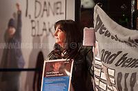 "18.10.2016 - Ken Loach & Welfare Campaigners Present: ""I, Daniel Blake"""