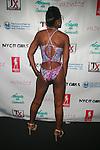 Model Wearing Natasha NYC Backstage at Swim Sunrise Fashion Show Held at New York Aqua Bar & Lounge inside Grace Hotel, NY 7/27/12