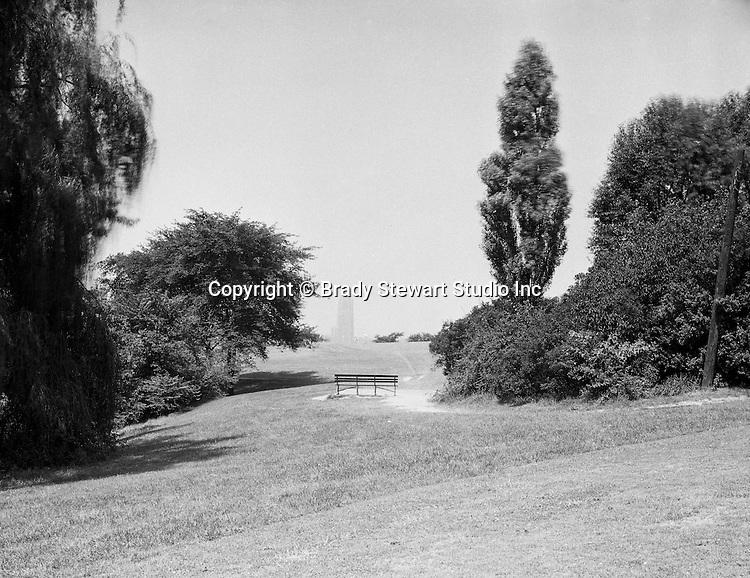 Schenley Park In Pittsburgh 1952 The Brady Stewart Collection