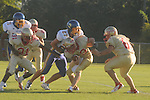 Oxford High vs. Lafayette High in junior varsity football action in Oxford, Miss. on Monday, September 10, 2012.