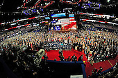 Part of a group photo of the delegates at the 2012 Republican National Convention in Tampa Bay, Florida on Tuesday, August 28, 2012.  .Credit: Ron Sachs / CNP.(RESTRICTION: NO New York or New Jersey Newspapers or newspapers within a 75 mile radius of New York City)