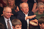Brasserie 8 1/2.Drumming Circle Bar Mitzvah.