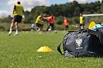 AFC Wimbledon pre-season training 22/07/2011
