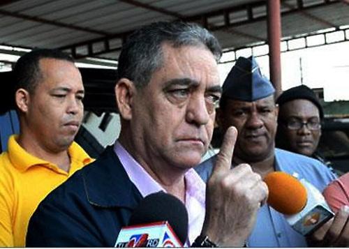 Félix Rodríguez Grullón, alcalde y ahora aspirante a diputado.