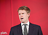 Labour Party Education manifesto launch at Microsoft, London, Great Britain <br /> 9th April 2015 <br /> <br />  General Election Campaign 2015 <br /> <br /> Tristram Hunt <br /> Shadow education minister <br /> <br /> <br /> <br /> <br /> <br /> Photograph by Elliott Franks <br /> Image licensed to Elliott Franks Photography Services