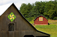Trail of Barn Quilts in the NC Mountains