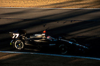 20-21 Febuary, 2012 Birmingham, Alabama USA.Simon Pagenaud.(c)2012 Scott LePage  LAT Photo USA