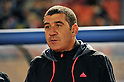 Immad Eddin Khankan Head Coach (SYR),.NOVEMBER 27, 2011 - Football / Soccer : Men's Asian Football Qualifiers Final Round for London Olympic Match between U-22 Japan 2-1 U-22 Syria at National Stadium in Tokyo, Japan. (Photo by Jun Tsukida/AFLO SPORT) [0003] .