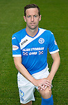 St Johnstone FC photocall Season 2016-17<br />Steven MacLean<br />Picture by Graeme Hart.<br />Copyright Perthshire Picture Agency<br />Tel: 01738 623350  Mobile: 07990 594431