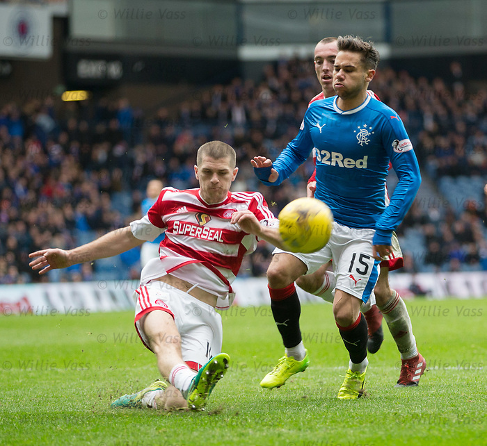 Harry Forrester and Alex Gogic