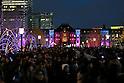2015 Tokyo Michiterasu Illumination