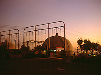 NUCLEAR POWER PLANT<br /> Decommission Announced June 2013<br /> Neutrons are slowed or moderated by water &amp; heat is removed by the same water under high pressure The water goes to a steam generator where the steam is created in another water loop. San Onofre, San Diego, CA.