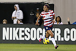 09 February 2012: Sydney Leroux (USA). The United States Women's National Team played the Scotland Women's National Team at EverBank Field in Jacksonville, Florida in a women's international friendly soccer match. The U.S. won the game 4-1.