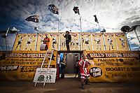 Roy Bells Boxing Tent -2011