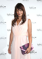 UK: Helena Christensen - Kipling X Photocall
