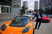 Istanbul, Turkey<br /> March 11, 2011<br /> <br /> With his orange Tesla Roadster 2.5 Ali Ibrahim Agaoglu, age 56, is the chairman of 25-year-old Agaoglu Group, a builder of hotels, resorts, and ski lodges in Turkey; also one of Turkey's biggest housing providers. Even during 2009 downturn, was moving ahead with plans to eventually build 24,000 houses in four projects in Istanbul. Net worth according to Forbes Magazine on March 10, 2011 is $2 billion US; owns 90 million square feet of developable land on western coast of Turkey and continues to buy up parcels opportunistically. His Istanbul residential estate project called My City Bahcelievler sold 300 units in 3 days in mid-February. Announced plans to invest $2 billion in tourism projects including hotels and malls. Started working right after high school. Divorcee's so-called playboy antics with bikini-clad younger women closely tracked by local media. Hops around in his $4.5 million Bell 430 helicopter.  Passionate about luxury cars, has a Lamborghini, two Bentleys and a Ferrari California.