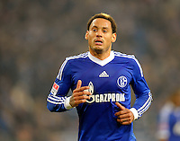 Football: Germany, 1. Bundesliga.FC Schalke 04.Jermaine Jones (Schalke).© pixathlon