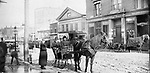 Bank Street in Waterbury circa 1890.