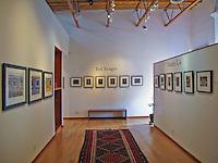 Nature LA GF2 Gallery Public Display