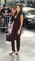 OCT 29 Bethenny Frankel at ABC's The View