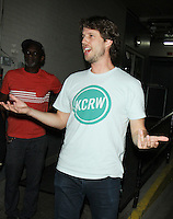 NEW YORK, NY-August 08: Jon Heder at AOL BUILD to talk about his  paranormal comedy Ghost Team in New York. NY August 08, 2016. Credit:RW/MediaPunch