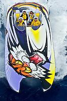 "2-5 April 2009, West Palm Beach, Florida USA USA.The Skater ""Scaredy Cat"" .©F. Peirce Williams 2009 USA.F. Peirce Williams.photography.ref: Raw (.NEF) file available"