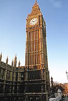London: Big Ben.  Photo '79.