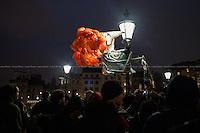 13.04.2013 - Margaret Thatcher's Death - Party in Trafalgar Square