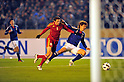 Yuya Osako (JPN),.NOVEMBER 27, 2011 - Football / Soccer : Men's Asian Football Qualifiers Final Round for London Olympic Match between U-22 Japan 2-1 U-22 Syria at National Stadium in Tokyo, Japan. (Photo by Jun Tsukida/AFLO SPORT) [0003] .