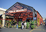 Public Market at Granville Island in Vancouver